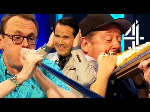 Sean Lock – To nejlepší z 8 Out Of 10 Cats Does Countdown #4