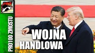 WOJNA HANDLOWA – CHINY VS USA