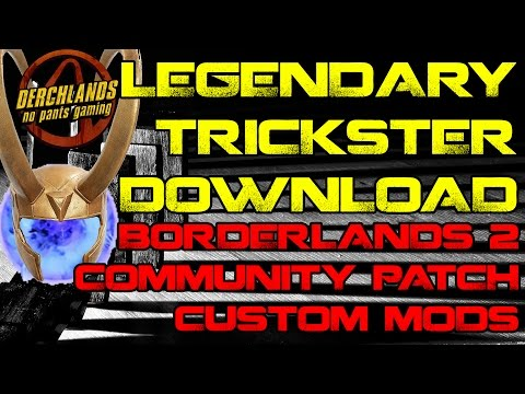 Legendary COMs you wish were in the game? :: Borderlands 2
