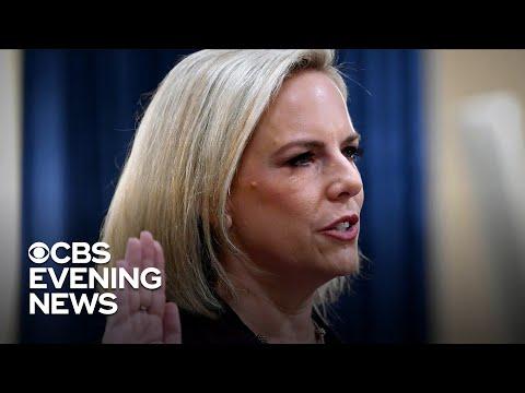 DHS Secretary Kirstjen Nielsen expected to resign