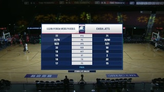 The Terrific 12 Day 3 Game 2 Hyundai MOBIS Phoebus vs Chiba Jets