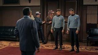 Star Trek - Can't Trust a Mobster