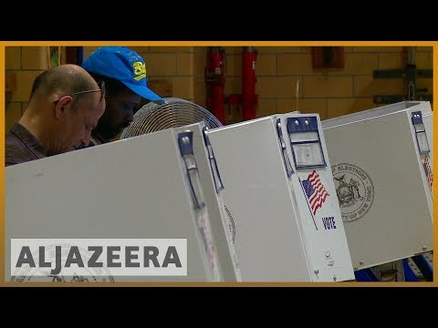 🇺🇸 US: Efforts ramped up against interference in midterm election | Al Jazeera English