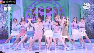 violeta izone dance relay - TH-Clip