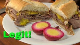 Philippe's French Dip Recipe | Philippe The Original | Slow n Sear | Ballistic BBQ by Ballistic BBQ