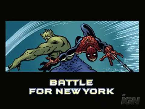 Spiderman: Battle for New York