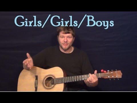How To Play Girlsgirlsboys