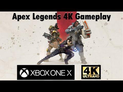 Apex Legends Xbox One X 4K Gameplay
