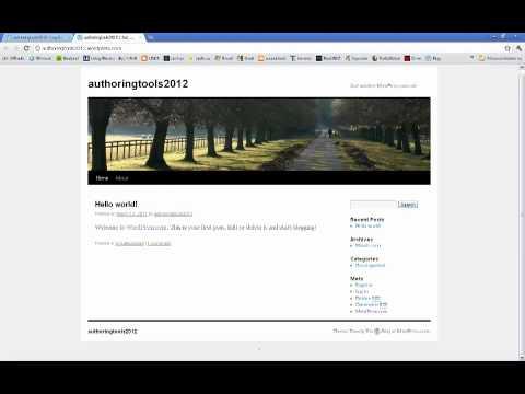 Πως φτιάχνω blog με το Wordpress σε 5'