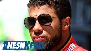 Bubba Wallace Discusses Sponsorship Future, Social Media Efforts In NASCAR