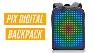 Pix Digital Backpack First Look | CES 2019
