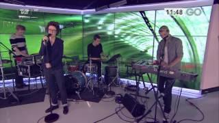 Marie Key   Uden Forsvar  Et Aftalt Spil (live Go' Morgen Danmark)