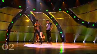 SYTYCD Season 11 Top Routines: 05-01