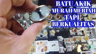 MURAH MERIAH !!! BATU AKIK TAPI BERKUALITAS