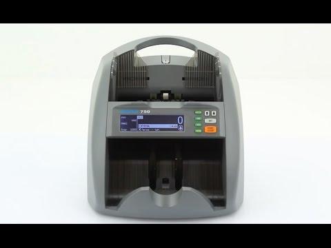 Новый видеообзор счетчика банкнот DORS 750