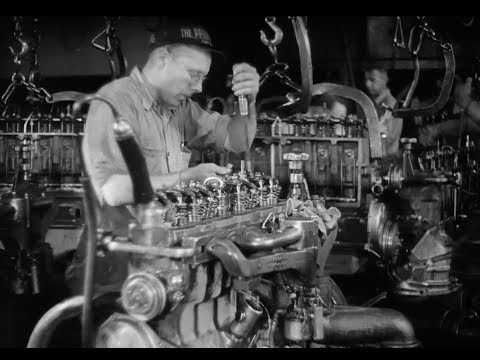 Master Hands - Creating a Chevy (1936)