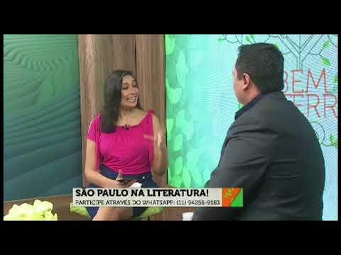 Roberto Giacundino -  Autor do Livro- Bem da Terra - 26/01/2018