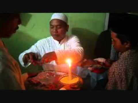 Video Walimatul Tasmiyah Muhammad Rizal