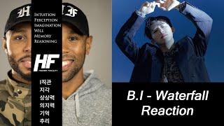 B.I.  - WATERFALL Reaction Higher Faculty ( khip hop)