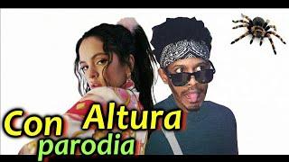 Con altura (parodia) - Rosalia ft j Balvin , El Guincho