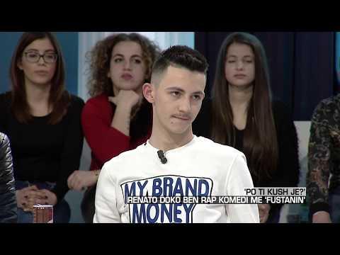 Zone e lire - 'Po ti kush je?' Renato Doko ben rap komedi me 'fustanin'! (19 janar 2018)