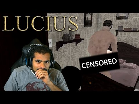 WHAT THE F#%K DID I WALK IN ON?! | Lucius | #4