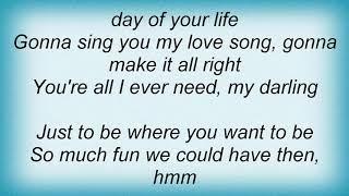 Abba - Gonna Sing You My Lovesong Lyrics