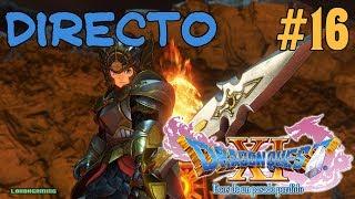 Dragon Quest XI - Directo #16 - Español - Guía 100% - Deseos Cumplidos - Recta Final - Ps4 Pro