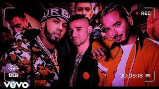 J. Balvin, Anuel AA & Skrillex - In Da Ghetto Remix (Video Oficial)