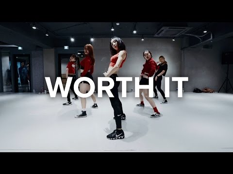 Worth it - Fifth Harmony ft.Kid Ink / May J Lee Choreography