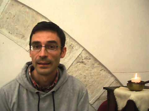 José Antonio Vázquez explica las razones de su integración en Podemos. / Youtube