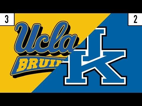 3 UCLA vs. 2 Kentucky Prediction | Who's Got Next?