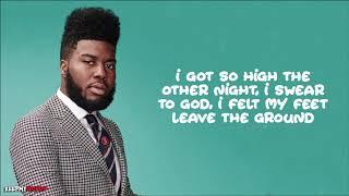 Khalid   Better ( Lyrics Video )
