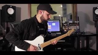 Alpha Union - Sismo (Guitar Playthrough: Hector Gonzalez)
