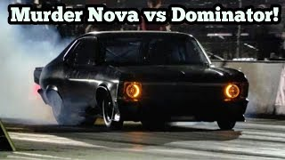 Murder Nova vs Dominator Grudge Match at Armageddon!