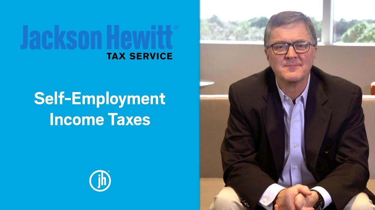 Self-Employment Taxes Explained  YouTube thumbnail