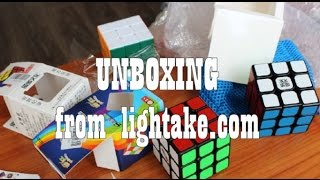 BIG UNBOXING FROM LIGHTAKE.COM