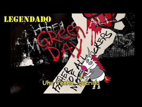 Father Of All - Green Day (Lyric Video) (Legendado PT-BR)