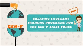 Creating Excellent Training Programs for the Gen Y Sales Force