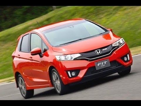 New 2017-2018 Honda Jazz RS Test Drive (eps4)