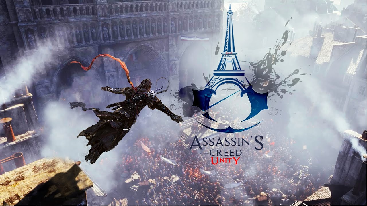 ★TUTO★ Crack Assassin's Creed V : Unity - Gold Edition PC FR