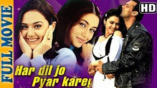 Har Dil Jo Pyaar Karega (HD) – Full Movie – Salman Khan – Rani Mukherji – Preity Zinta