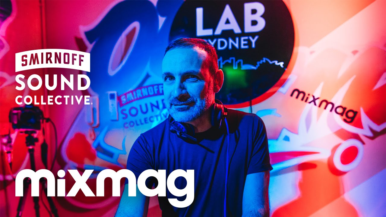 Late Nite Tuff Guy - Live @ Mixmag Lab SYD 2016