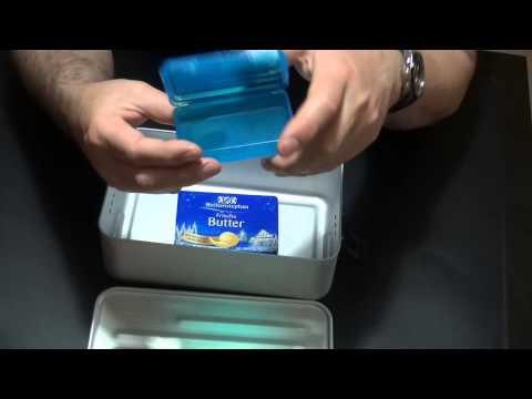 Büchsen und Dosen 1/2 Verzicht auf Plastik