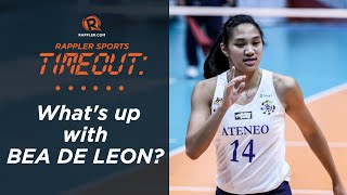 Rappler Sports Timeout: What's up with Bea de Leon?