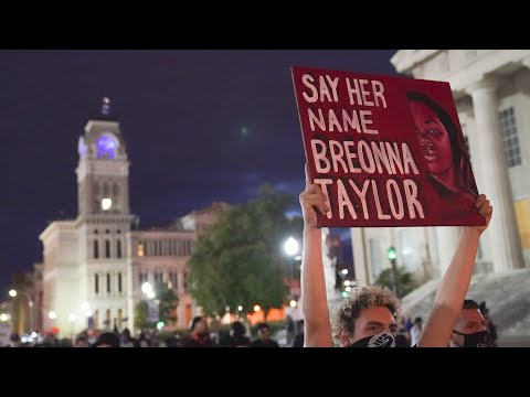 WATCH: Family of Breonna Taylor holds news conference
