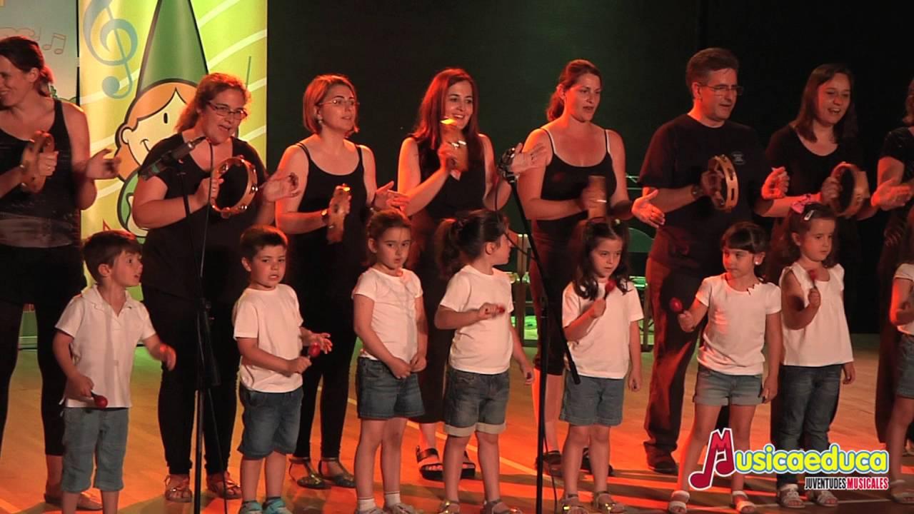 ECO - Grupo de alumnos de  Musizón 3  - Festival Musizón 2016