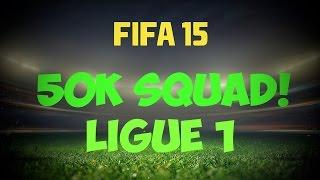 INSANE UNDER 50K FUT FIFA 15 SQUAD BUILDER! -With Inform!