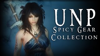 Skyrim: UNP Spicy Gear Collection