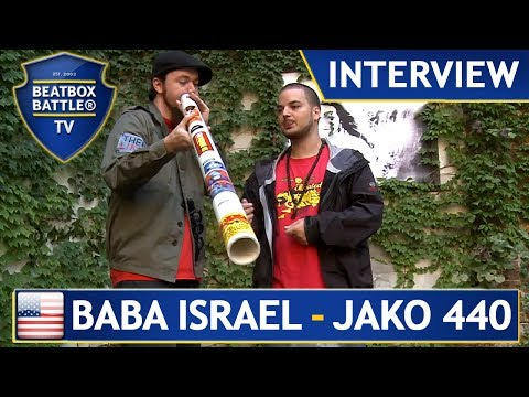 Baba Israel & Yako 440 from USA - Interview - Beatbox Battle TV